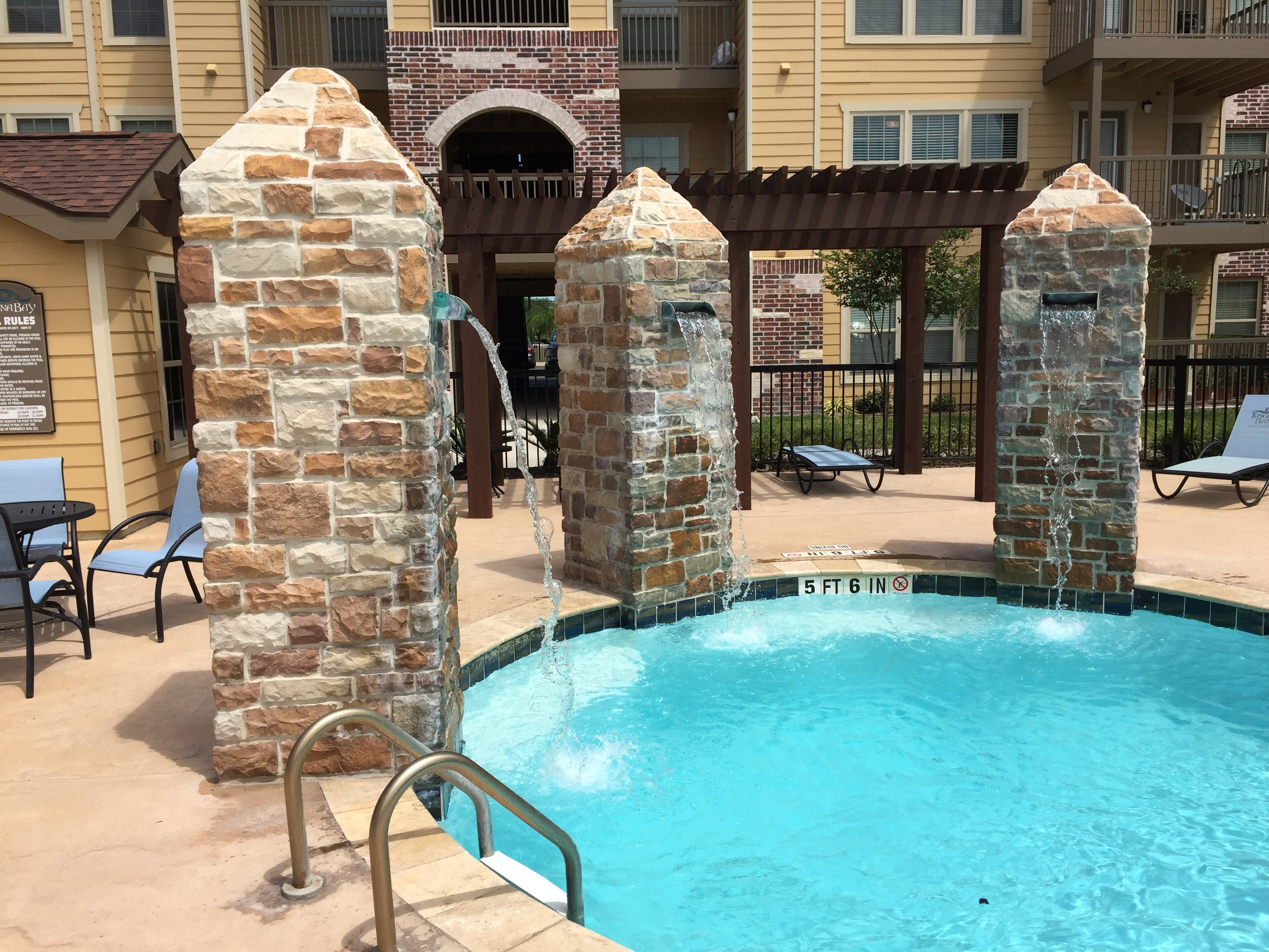 Commercial Pool Contractor Lubbock, TX