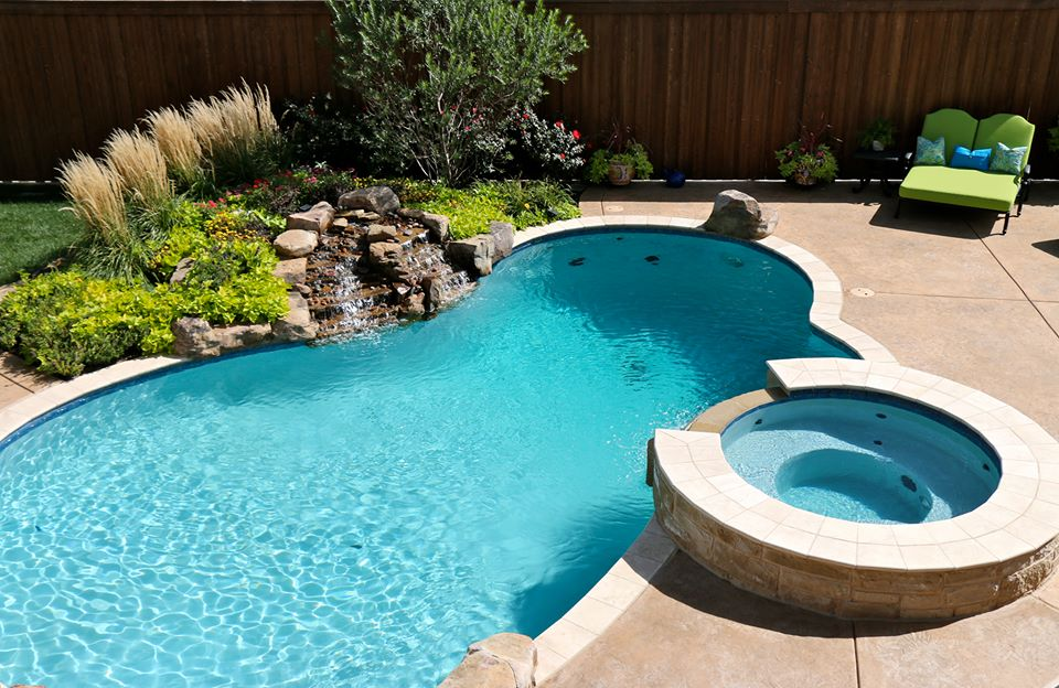 residential pool installation canyon lubbock borger amarillo tx outback pool spa