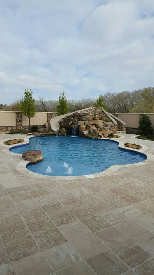 Swimming Pool Contractor in Canyon, TX - Out-Back Pool & Spa