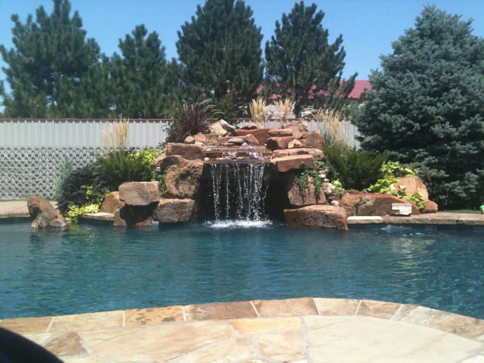Swimming Pool Contractor in Amarillo, TX - Out-Back Pool & Spa