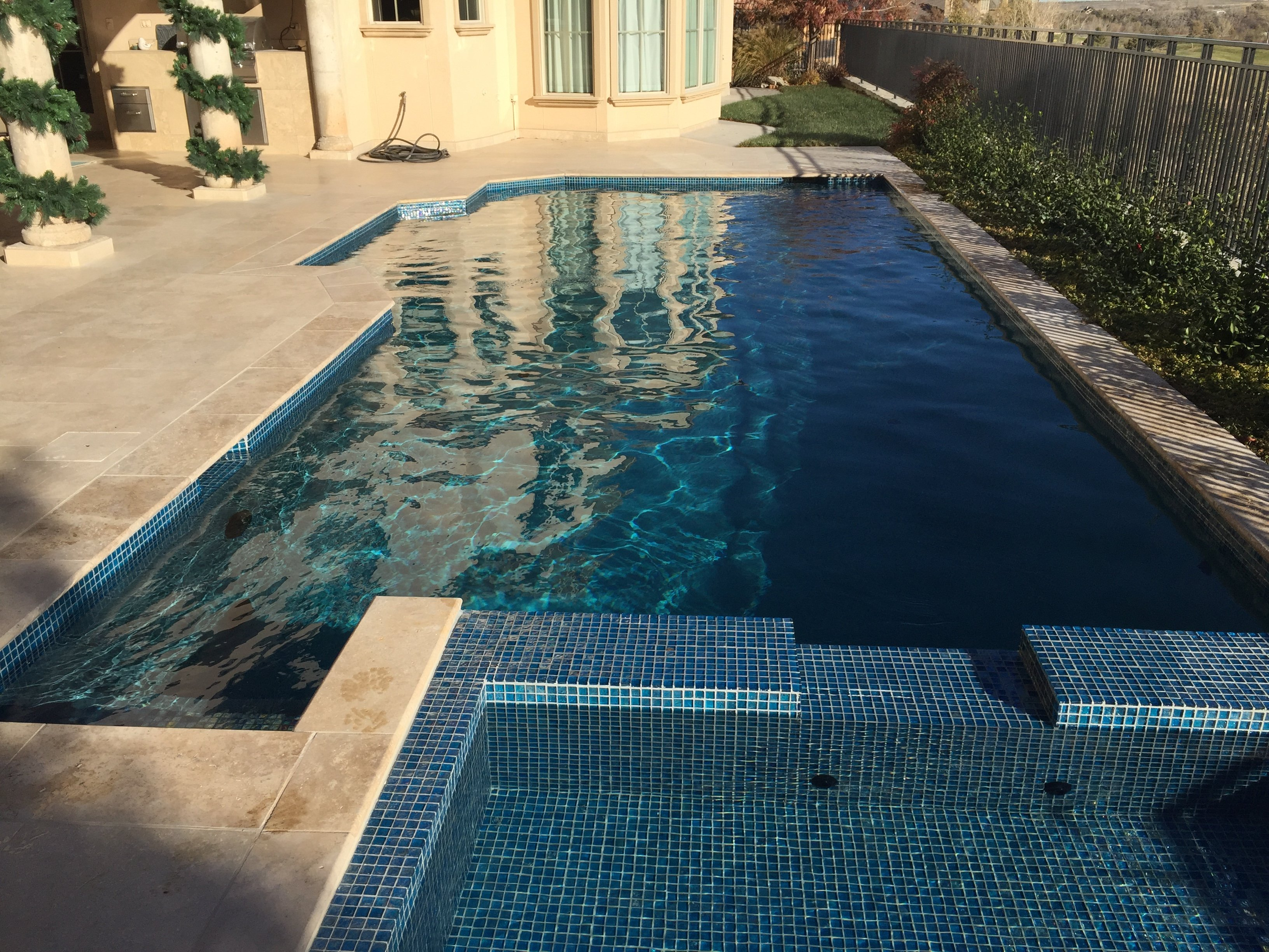Residential Pool Installation in Canyon, TX - Out-Back Pool & Spa