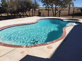 Local Inground Pool Installation in Amarillo, TX - Out-Back Pool & Spa