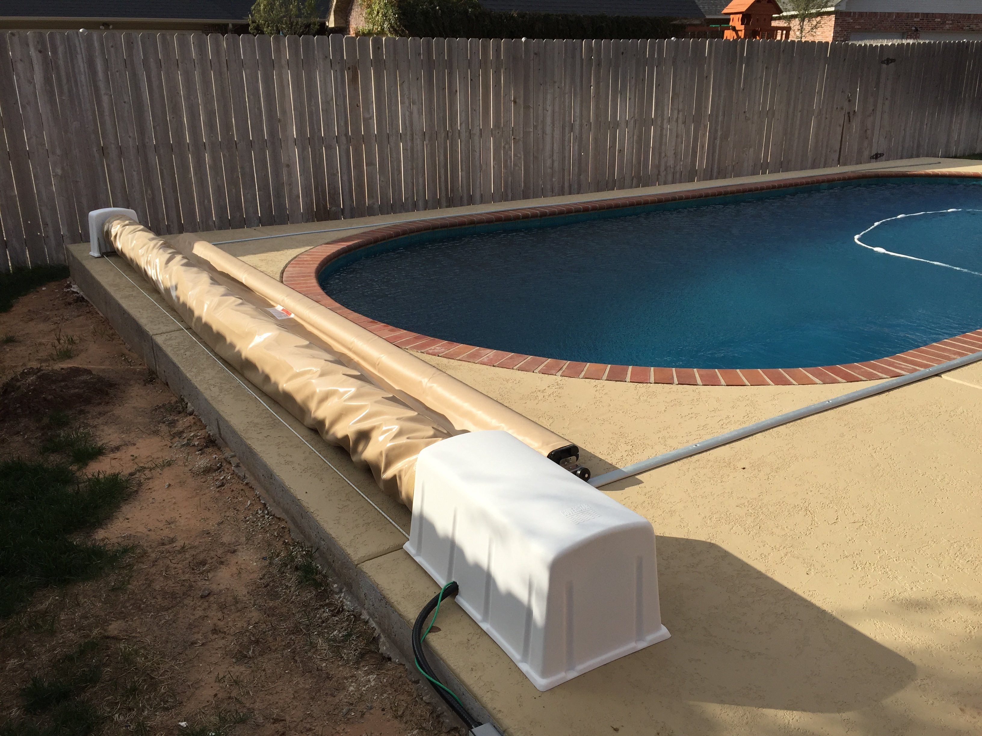 Out-Back Pool & Spa | Inground Pool in Amarillo, TX - Out-Back Pool & Spa