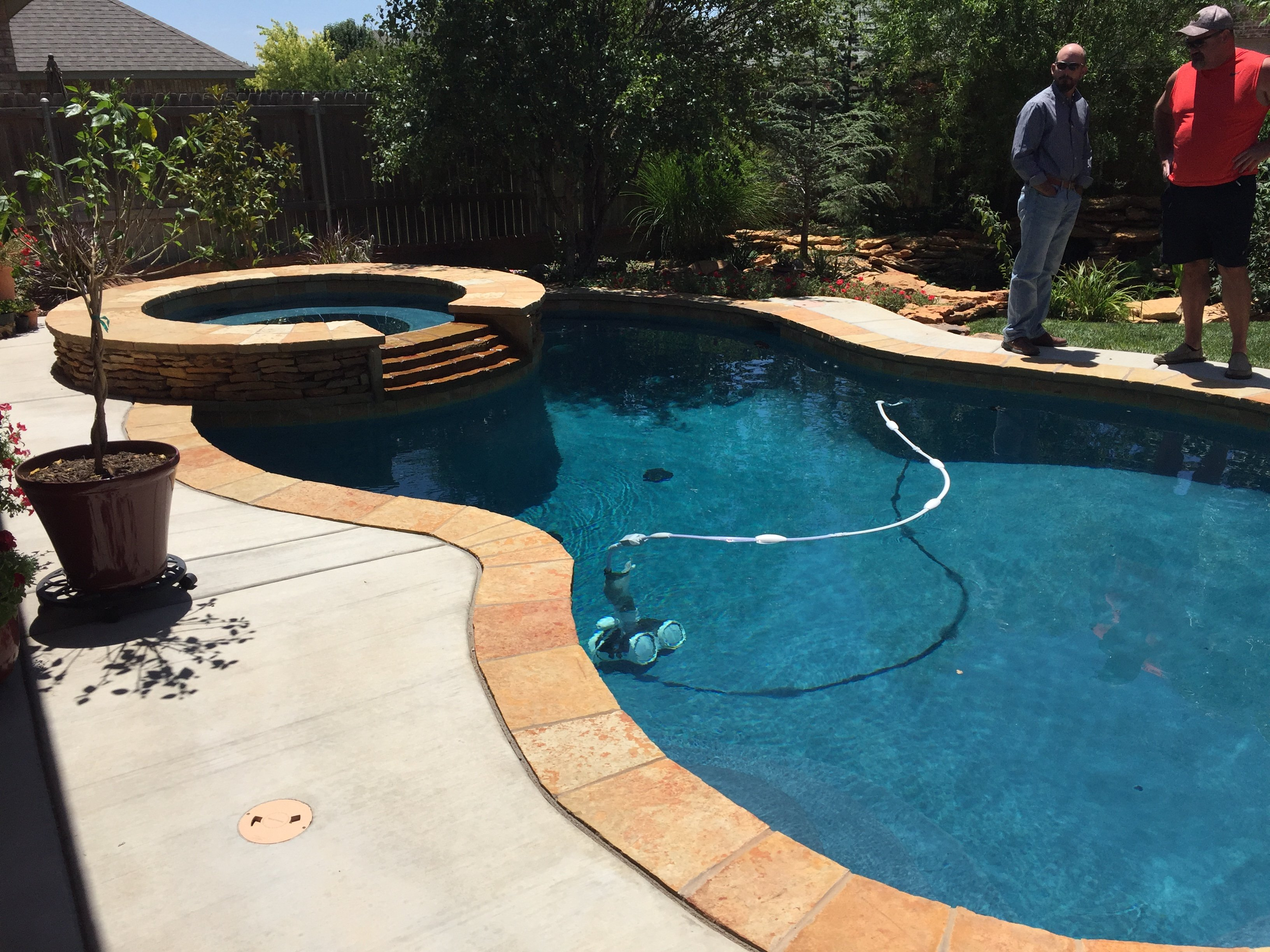 Local Inground Pool Contractor in Amarillo, TX - Out-Back Pool & Spa