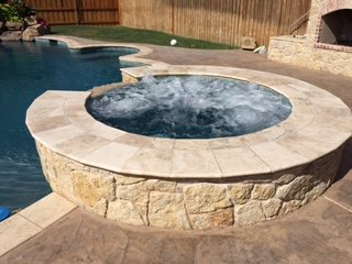 Residential Pools in Lubbock, TX - Out-Back Pool & Spa
