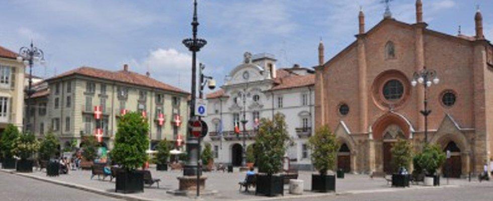 Asti Piazza San Secondo