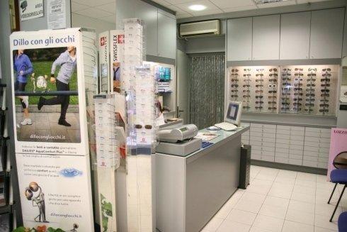 Luxottica Savona ottici optometristi