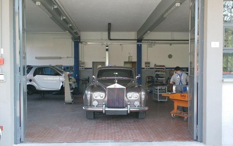 Officina carrozzeria Bergamo