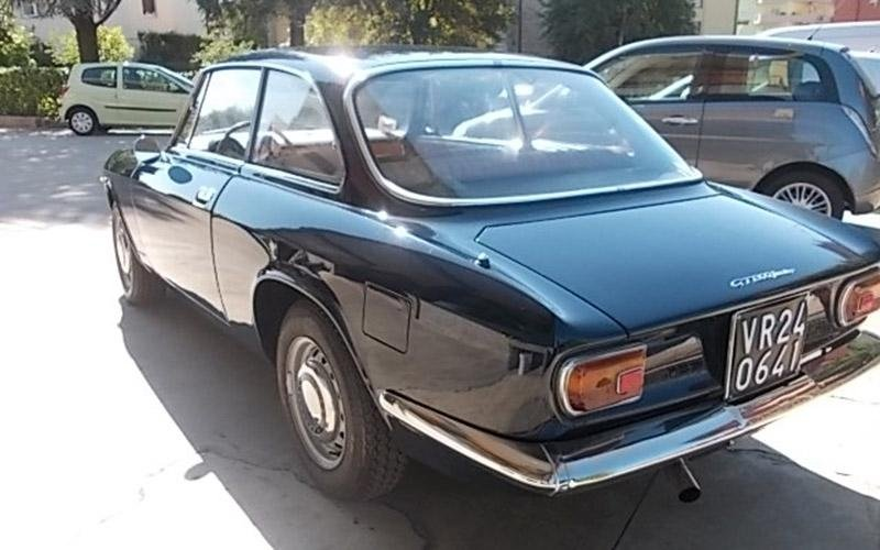 Auto d'epoca Bergamo
