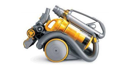 A compact Dyson hoover
