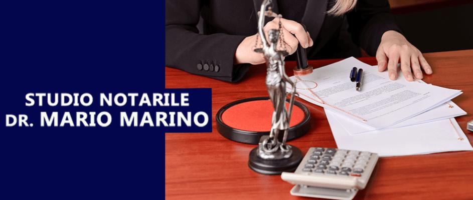 STUDIO NOTARILE DR. MARIO MARINO