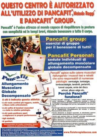 centro pancafit