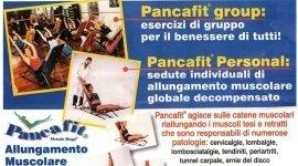 pancafit, metodo raggi, allungamento muscolare