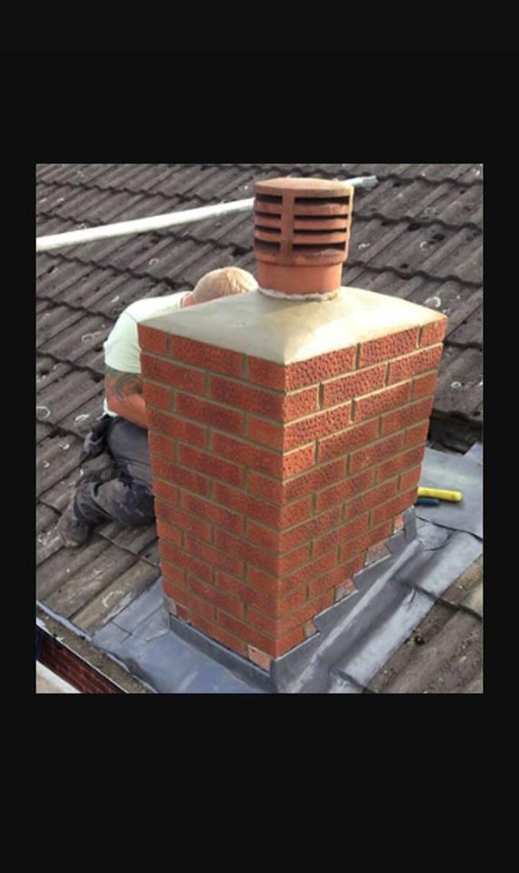 A new chimney