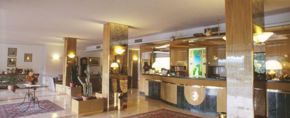 reception hotel serre
