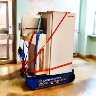 trasporto fotocopiatrice