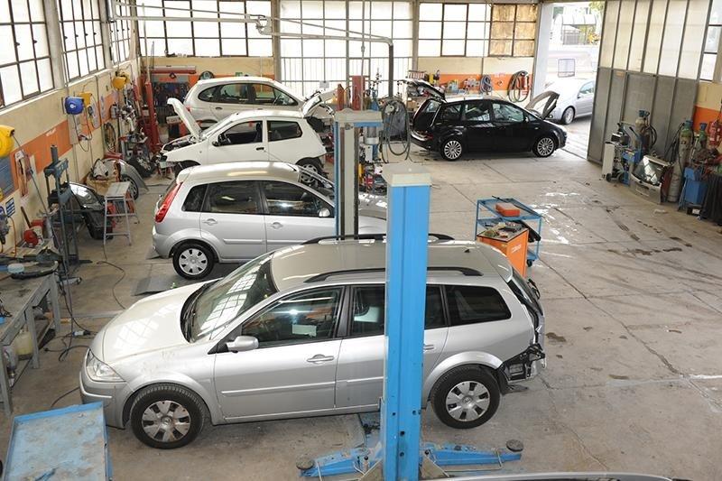 officina riparazioni auto