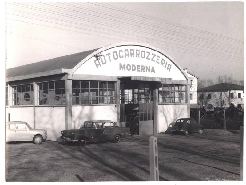 Carrozzeria Moderna - La storia