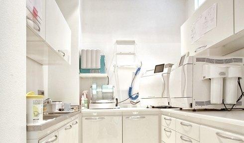attrezzatura odontoiatra