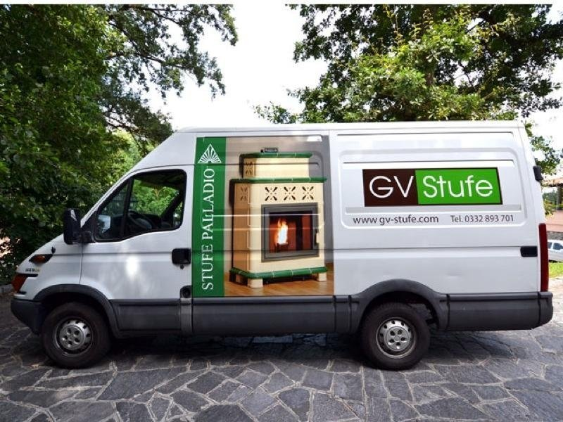 Stampa digitale per gv stufe