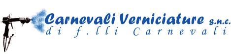 CARNEVALI VERNICIATURE - LOGO