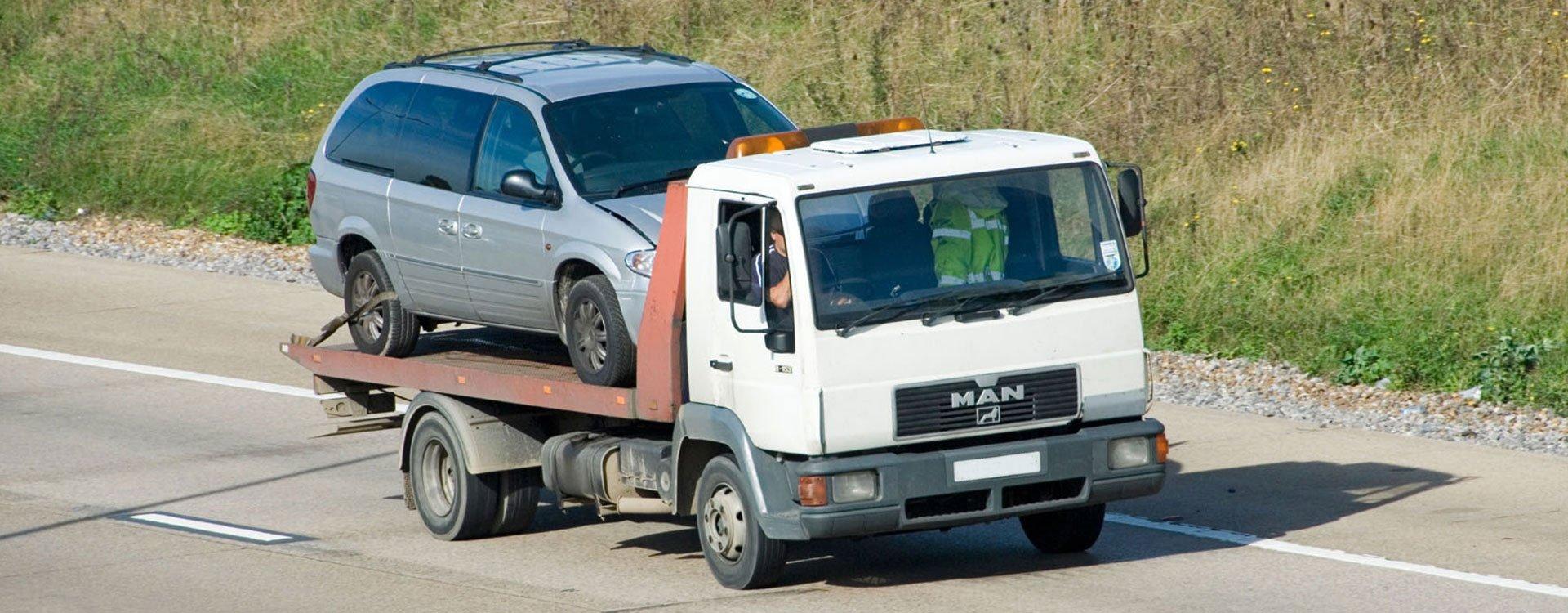 Croydon breakdown recovery services