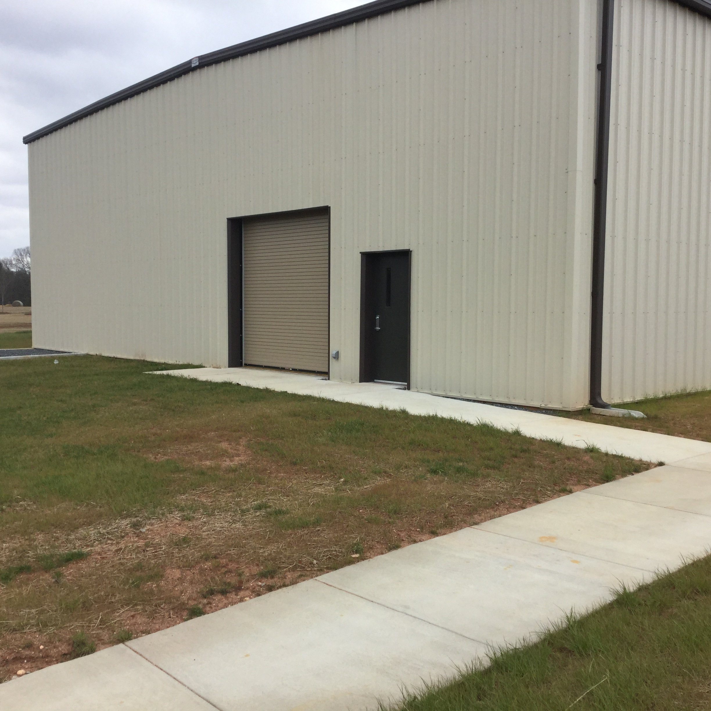 George M. Lanier Fire Protection Laboratory