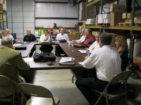 GAFSED Board Meeting