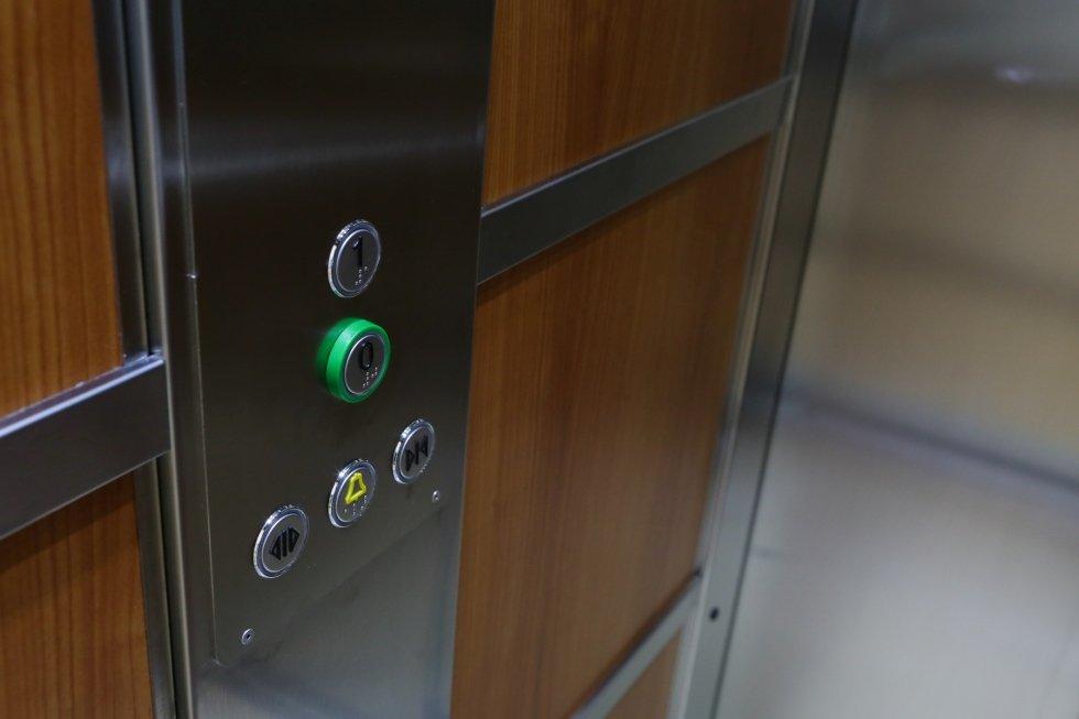 pulsantiera ascensore