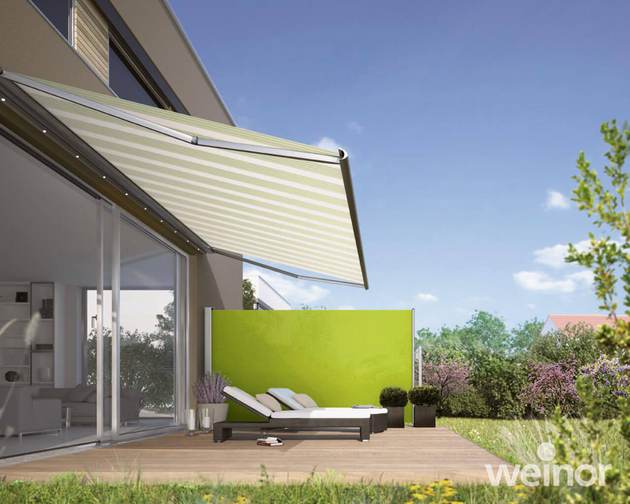 Cassita II awning design 3