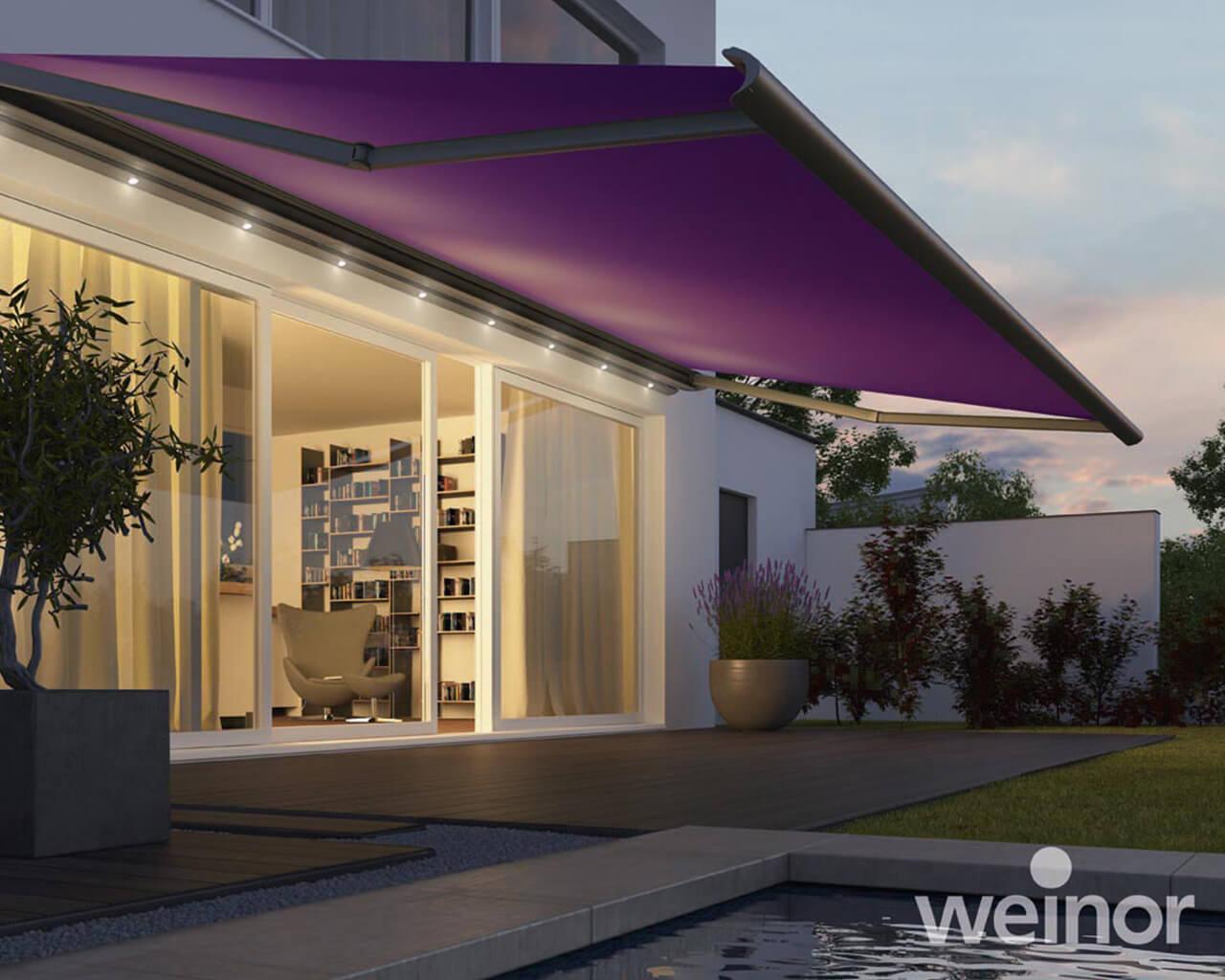 Cassita II awning design 2
