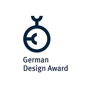 german award design logo