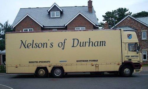 Nelson's of Durham truck
