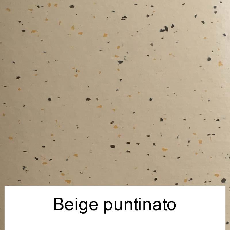 beige puntinato