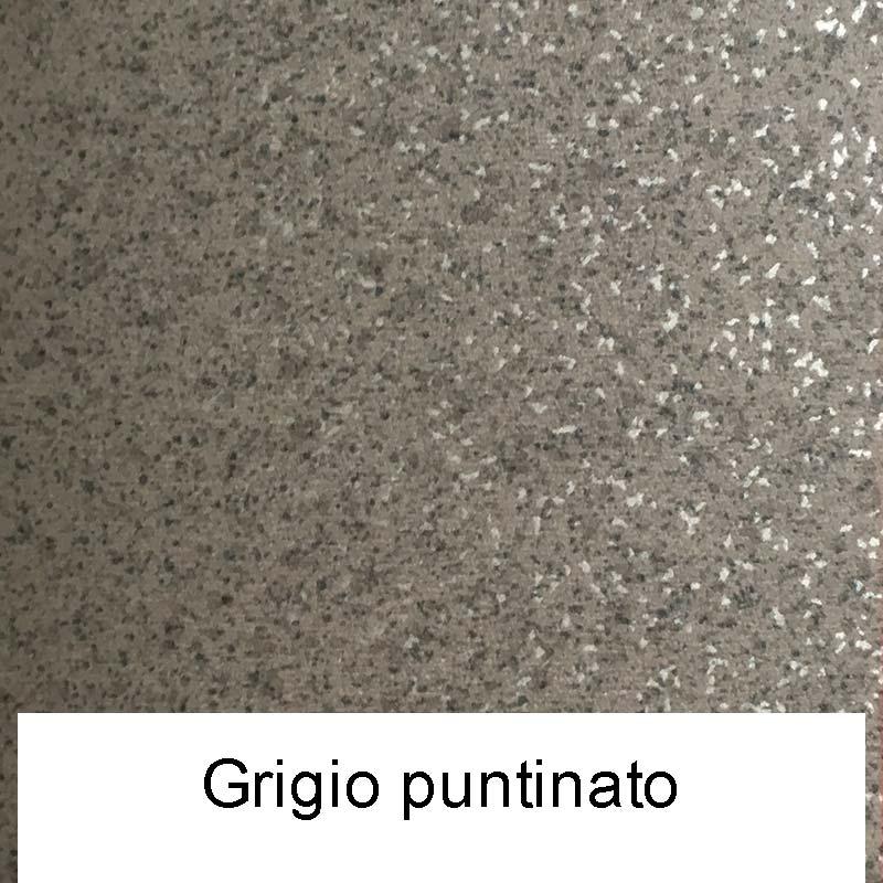 grigio puntinato