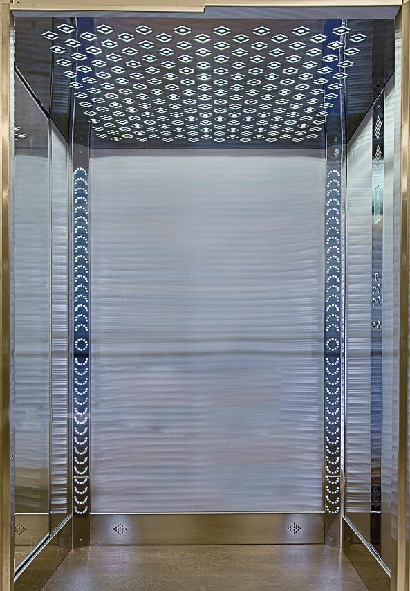 cabina ascensore