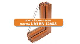 infissi in legno con certificazioni di qualità