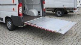 sponde idrauliche su misura, sponde per furgoni, assistenza sponde idrauliche