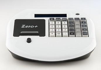 Registratore di cassa Zero + bianco