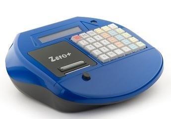 Registratore di cassa Zero + blu