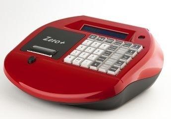 Registratore di cassa Zero + rosso