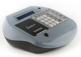 Registratore di cassa Zero + grigio