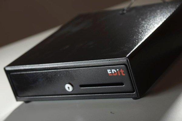 Cassetto rendiresto medio nero