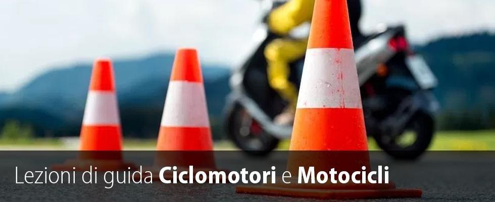lezioni guida moto