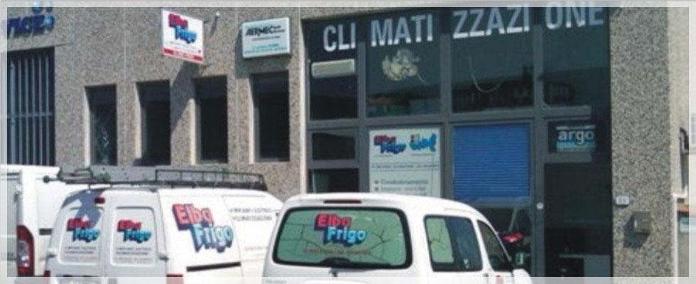 climatizzazione industriale - Elba Frigo, Portoferraio (LI)