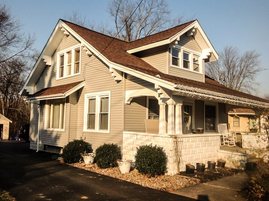 roofing repair - Amherst, NY