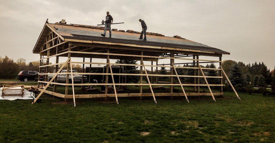 roofing company - Amherst, NY