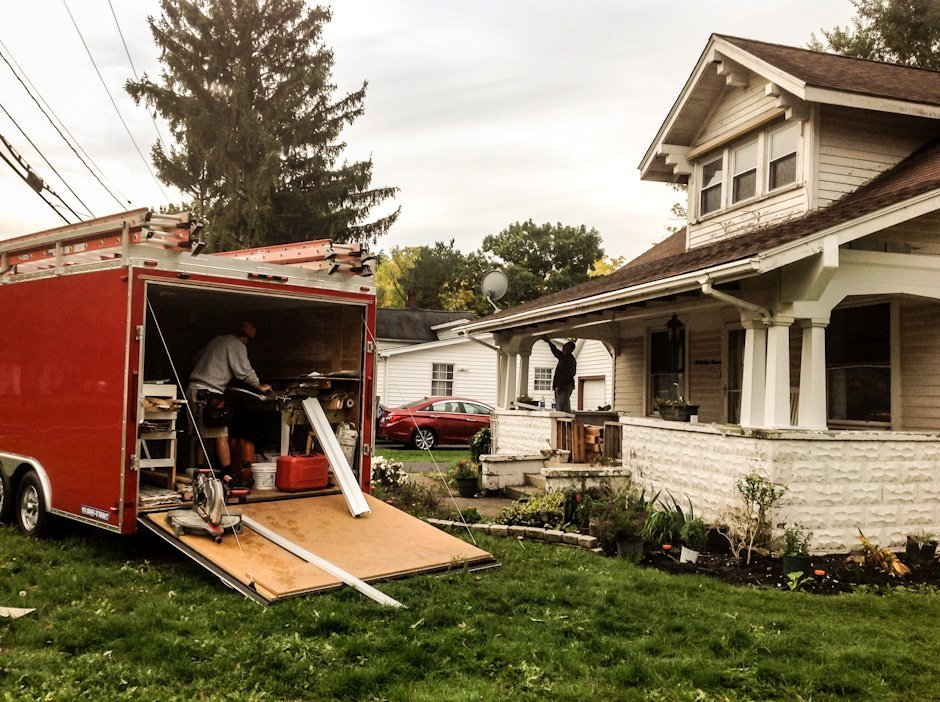 roof replacement contractor - Amherst, NY