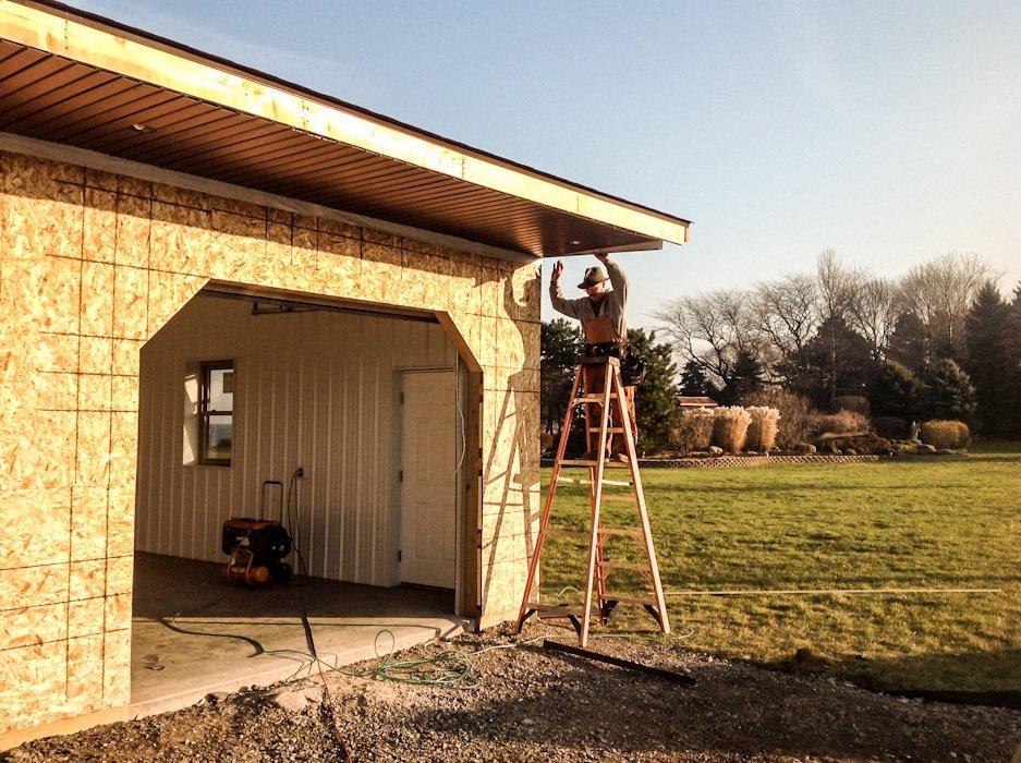 vinyl siding installation - Williamsville, NY