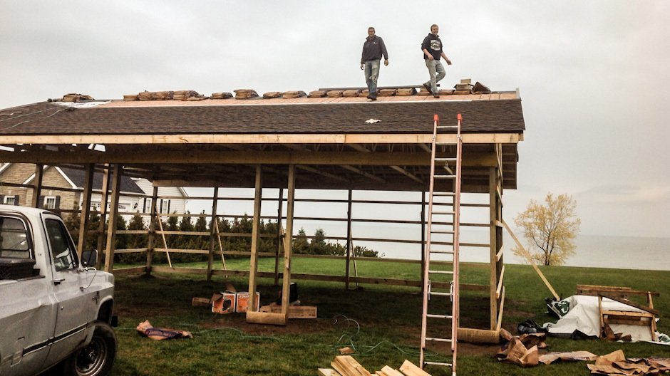 roof contracting - Amherst, NY